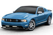 2011 Ford Mustang by H&R Springs