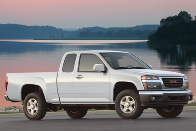 2011 GMC Canyon Extended Cab