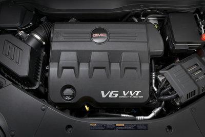 2011 GMC Terrain 3.0l V6 Engine