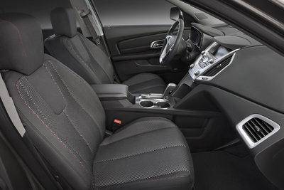 2011 GMC Terrain Interior SLE