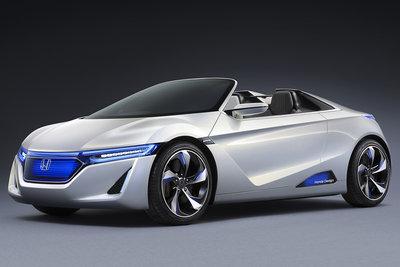 2011 Honda EV-STER