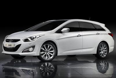 2011 Hyundai i40cw