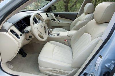 2011 Infiniti EX35 Interior