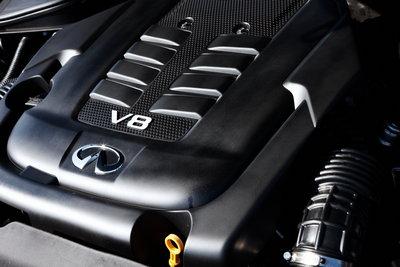 2011 Infiniti M56 Engine