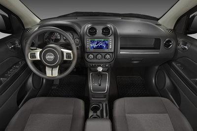 2011 Jeep Compass Instrumentation