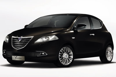 2011 Lancia Ypsilon 5-door