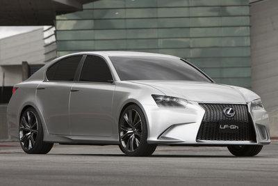 2011 Lexus LF-Gh
