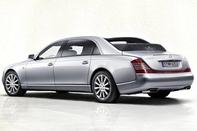 2011 Maybach 62 Landaulet