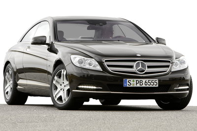 2011 Mercedes-Benz CL-Class CL600