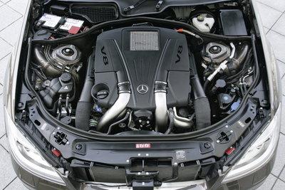 2011 Mercedes-Benz CL-Class Engine