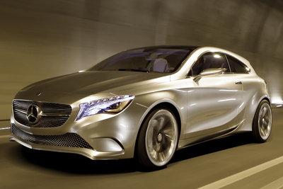 2011 Mercedes-Benz Concept A-Class