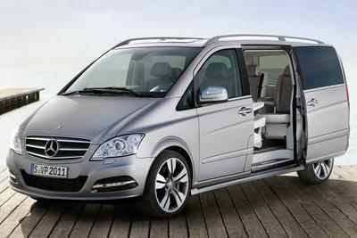2011 Mercedes-Benz Viano Vision Pearl