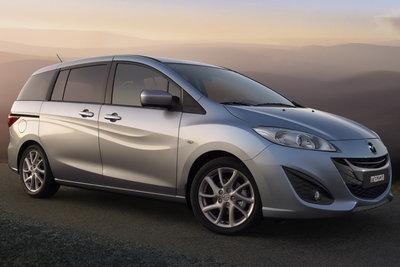 2011 Mazda Mazda5