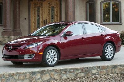 2011 Mazda MAZDA6 Sedan