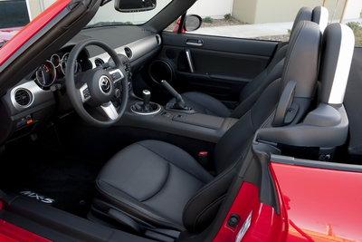 2011 Mazda MX-5 Interior