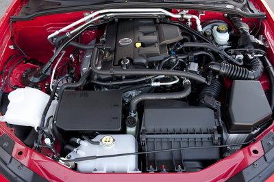 2011 Mazda MX-5 Engine