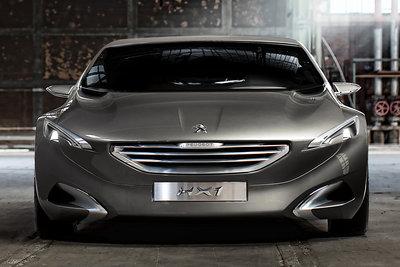 2011 Peugeot HX1