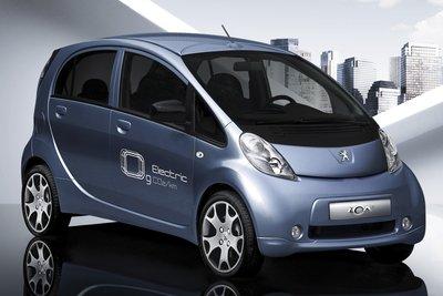 2011 Peugeot ion