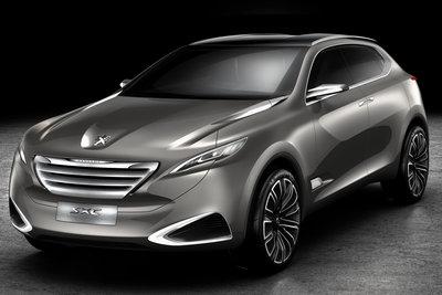 2011 Peugeot SXC