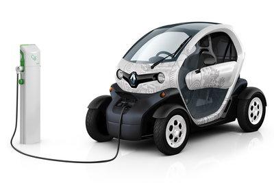 2011 Renault Twizy Z,E.
