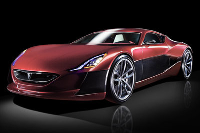 2011 Rimac Automobili Concept One
