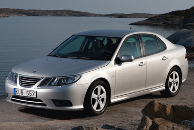 2011 Saab 9-3 Sedan