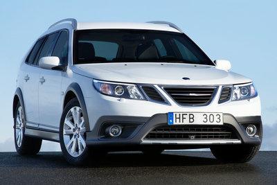 2011 Saab 9-3 SportCombi