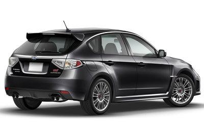 2011 Subaru Impreza WRX STI 5d