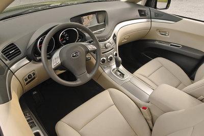 2011 Subaru Tribeca Interior