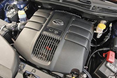2011 Subaru Tribeca Engine