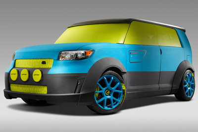 2011 Scion Numeric xB by 686