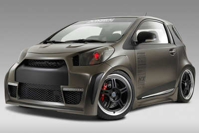 2011 Scion Tuner Challenge iQ by John Sibal