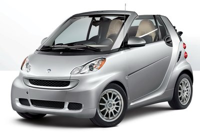 2011 Smart fortwo cabriolet passion