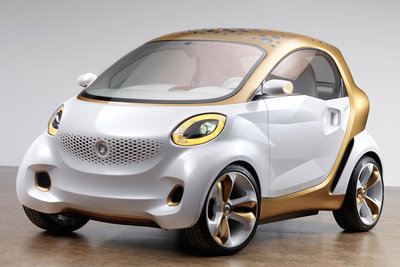 2011 Smart forvision