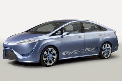 2011 Toyota FCV-R