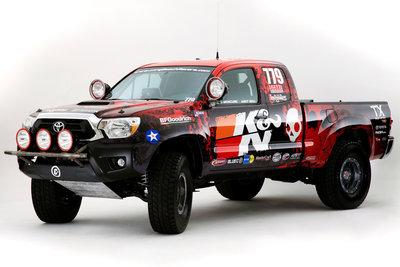 2011 Toyota Long Beach Racers Tacoma