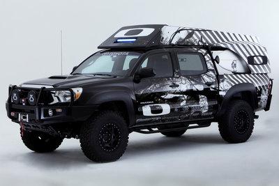 2011 Toyota Oakley Surf Tacoma