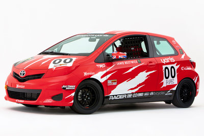 2011 Toyota Yaris B-Spec Club Racer