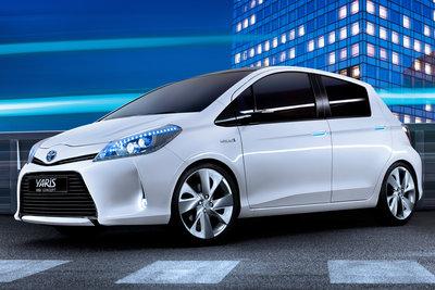 2011 Toyota Yaris HSD