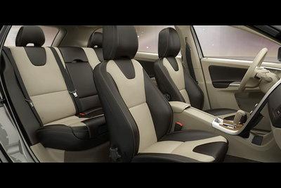2011 Volvo XC60 Interior