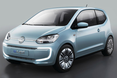 2011 Volkswagen e-up