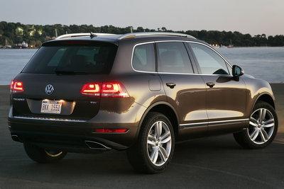 2011 Volkswagen Touareg TDI