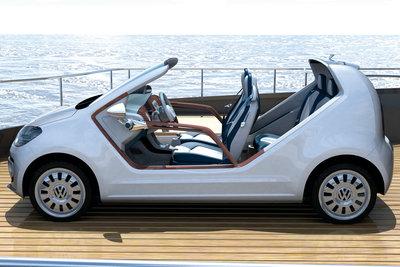 2011 Volkswagen up azzurra sailing team