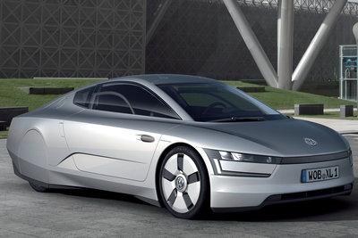 2011 Volkswagen XL1 prototype