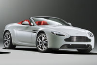 2012 Aston Martin Vantage Convertible