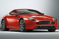 2012 Aston Martin Vantage Coupe