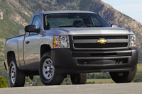 2012 Chevrolet Silverado 1500 Regular Cab WT