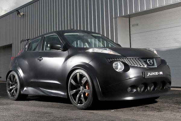 2011 Nissan Juke-R