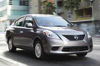 2012 Nissan Versa sedan