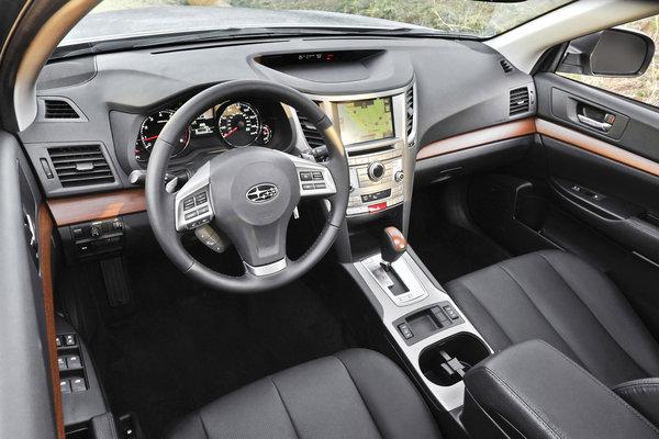 2013 Subaru Outback Interior